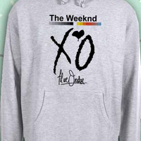 XO The Weeknd  hoodie Sweatshirt Sweater Unisex - Size S M L XL