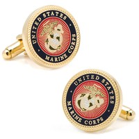 US Marine Corps Cuff Links