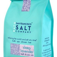 Sleep Lavender Bath Salts 2 Lbs