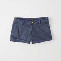 Womens Chino Shorts | Womens New Arrivals | Abercrombie.com