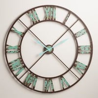 Unique Clocks - Wall Clocks | World Market
