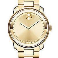 Movado - Bold Stainless Steel Watch  - Saks Fifth Avenue Mobile