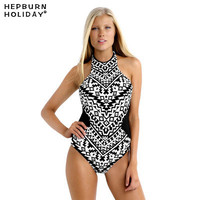 2017 Trending Fashion Women Sexy One-Piece Swimwear Bikini _ 12954