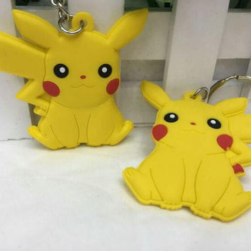 Pokemon Pokemon Go Pokemon Pokemon Pikachu Keychain 12558