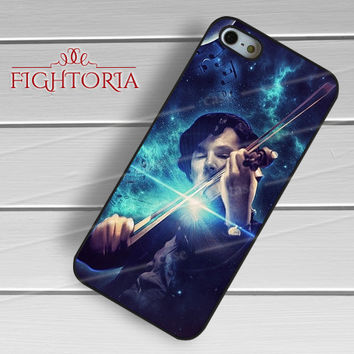 Sherlock Holmes Violin - zFzF for  iPhone 6S case, iPhone 5s case, iPhone 6 case, iPhone 4S, Samsung S6 Edge