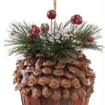 Christmas Ornament - Acorn
