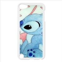 Best FashionCaseOutlet Ohana Means Family Lilo and Stitch Apple iPod Touch iTouch 5th case