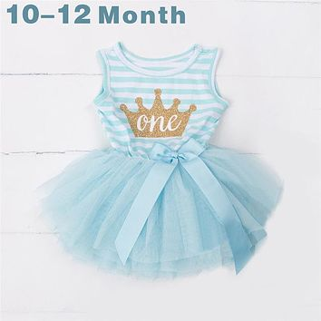 Little Girl Birthday Dress