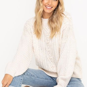 All Is Calm Sweater