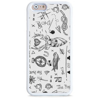 Louis Tomlinson Tattoos iPhone 6 Case, Samsung Galaxy Rubber Case