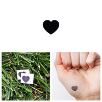 It's Simple - Temporary Tattoo (Set of 4)