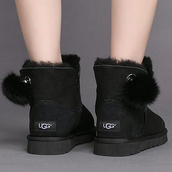 Trendsetter UGG Women Casual Boots Shoes