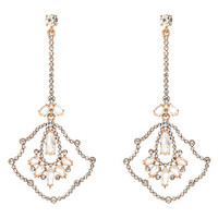 Kate Spade New York Cascade Linear Drop Earrings