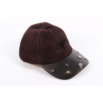 Brown L Tod\s womens hat WH02301002YNS800