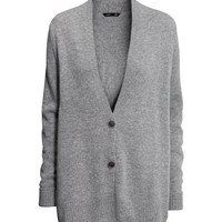 Wool Cardigan - from H&M