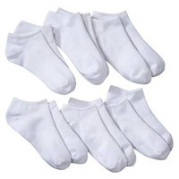 Pro Spirit® Women's 6-Pack No Show Athletic Socks : Target