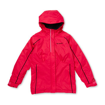 Columbia YG Frozen Creek Jacket - Pink -