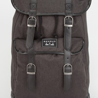 Benrus Scout Backpack Gunmetal One Size For Men 26485911201