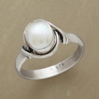 Pearl Twist Ring | Robert Redford's Sundance Catalog