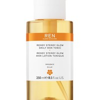 REN CLEAN SKINCARE | Ready Steady Glow Daily AHA Tonic | Cult Beauty