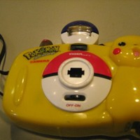 1999 Tiger Electronics, Inc. Nintendo Pokemon Gotta Catch'Em All! 35mm Filmed Camera