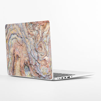 Rocky Swirls Laptop Skin