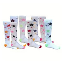 CELEBRITY MULTI - STAR SOCKS