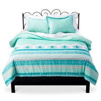 Xhilaration™ Printed Ogee Comforter Set