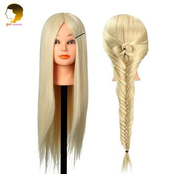 2017 Newest Mannequin Head For Wigs Hairdressing Mannequins Doll Heads Hairdressing Hair Practice Dummy Hairstyles Mannequins