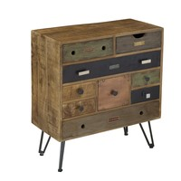 Brisbane Nine Drawer Chest