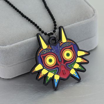 The legend of Zelda majora's mask ZELDA Pendant Necklace Pendant small owl Game