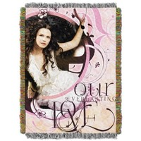 The Northwest Company Disneys Once Upon a Time Fairest Throw Blanket, 48 by 60-Inch