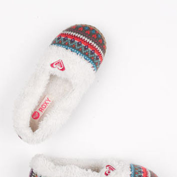 dELiAs > Roxy Snowflake Slipper > shoes > slippers