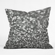 Lisa Argyropoulos Steely Grays Throw Pillow