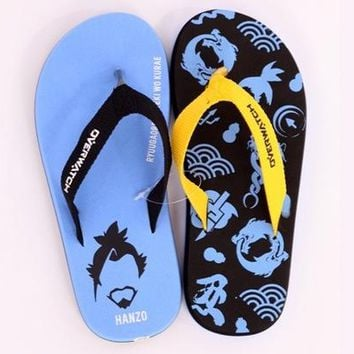Overwatch Hanzo Sandals