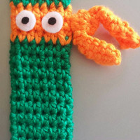 Crochet Freeze Pop Holder