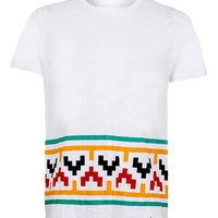 Supremebeing White T-shirt - Men's T-shirts & Tanks  - Clothing