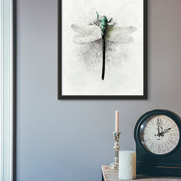 Dragonfly Wall Art best dragonfly wall art products on wanelo