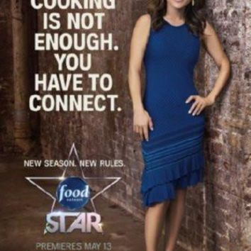 Next Food Network Star Poster Standup 4inx6in