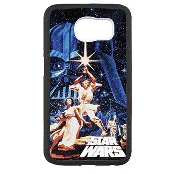 Star Wars Movie Poster for Samsung Galaxy S6