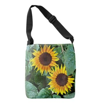 Sunny Sunflowers Tote Bag