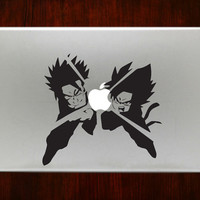 "Goten and trunks dragon ball z m427 Design Decal Sticker Vinyl For Macbook Pro Air Retina 13"" 15"" 17"" Inch Laptop Cover"