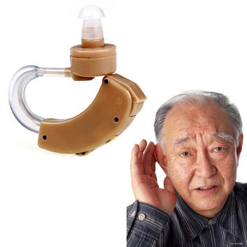 Best Tone Hearing Aids Aid Kit Behind The Ear Sound Amplifier Sound Adjustable Device Time-limited SM6