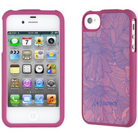 Speck SketchBloom Pink Fitted Case for Apple iPhone 4 / 4S