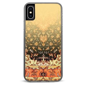 Floral Fade iPhone XR case