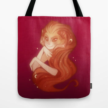 Wrathia Bellarmina Tote Bag by Ava's Demon Print Shop!
