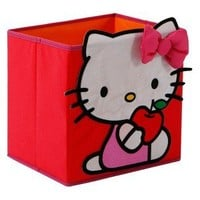 Hello Kitty Collapsible 3D Cube