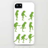 Ministry of Silly Muppet Walks iPhone & iPod Case by 6amcrisis