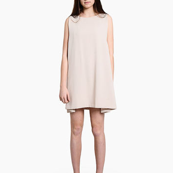 Tyh.d Boatneck Open Back Dress