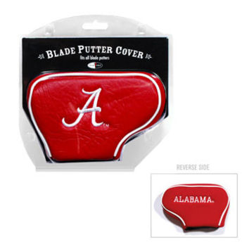 NCAA Team Golf Blade Putter Cover